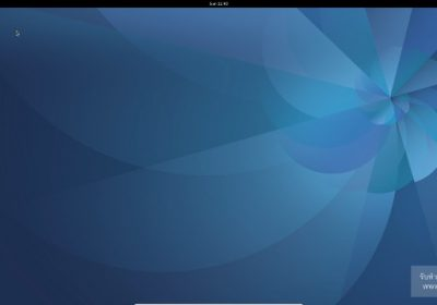Fedora 25 การติดตั้งและใช้งาน