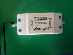 Sonoff basic